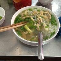 Photo taken at Phở Lâm Nam ngư by Nam C. on 8/12/2013
