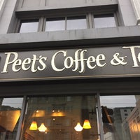 Photo taken at Peet's Coffee & Tea by David L. on 2/9/2017