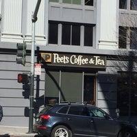 Photo taken at Peet's Coffee & Tea by David L. on 1/30/2017