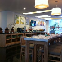 Photo taken at Harris Cafe by dORa W. on 6/13/2013