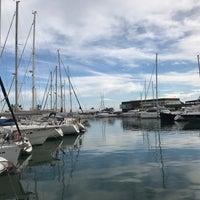 Foto tomada en Puerto deportivo Marina de las salinas por Nejc R. el 1/27/2017