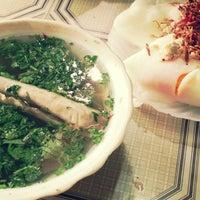 Photo taken at Bánh Cuốn Hà Giang by Bảo B. on 4/18/2013