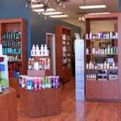 Photo taken at Heather AnnZ Salon (inside The Source Salon and Beauty Supply) by Geoffrey Z. on 12/21/2014