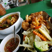 Photo taken at Sailom Restaurant by Nut N. on 7/19/2017