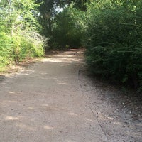 Photo taken at Armand Bayou Hike And Bike Trail by Iris S. on 9/28/2013