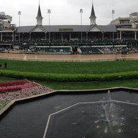 Photo taken at The Kentucky Derby 139 by Ryan B. on 5/4/2013