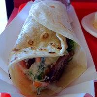 Photo taken at The Kebab Shop by Jeff G. on 7/22/2013