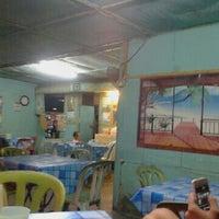 Photo taken at wan one tomyam behrang station by Pjl J. on 4/27/2013