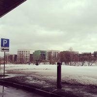 Photo taken at Bank 3.0 by Aleksandr D. on 4/2/2013