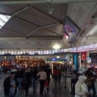 10/28/2013 tarihinde Дмитрий К.ziyaretçi tarafından İstanbul Atatürk Havalimanı (IST)'de çekilen fotoğraf
