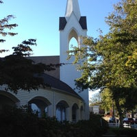 Photo taken at St. Christopher's Episcopal Church by Don S. on 10/11/2012