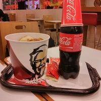 Photo taken at KFC by Büşra V. on 5/10/2013