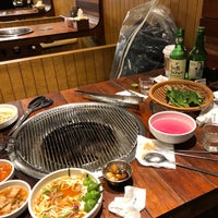 Photo taken at 포도식당 (ポド食堂) by WooKyung S. on 2/1/2018