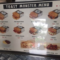 Photo taken at Toast Monster by WooKyung S. on 7/31/2016