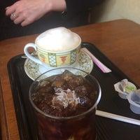 Photo taken at CAFE KALDI by Nawo on 3/22/2016