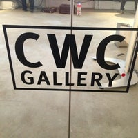 Photo taken at CWC Gallery by Martin M. on 5/29/2013