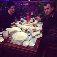 Photo taken at 花家怡园 Hua's Restaurant by Даша Л. on 11/14/2013