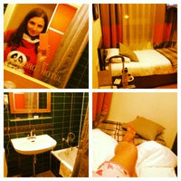 Photo taken at Hotel Aalborg by Наташенька on 4/30/2013