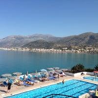 Photo taken at Horizon Beach Hotel by Elena M. on 5/4/2013