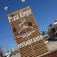 Photo taken at Praia Alegre by Ana E. on 12/24/2012