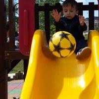 Photo taken at Botaş Parkı by Bünyamin . on 4/20/2014