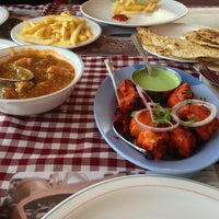 Photo taken at Maaza Resturant by Ikram B. on 8/26/2013