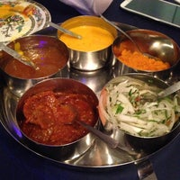 Photo taken at Muhib Indian Restaurant by Amanda W. on 4/11/2014