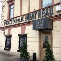 Снимок сделан в MeatHead пользователем 最初のプロファイル 4/11/2013