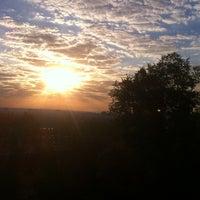 Снимок сделан в Русанівський парк пользователем Ola N. 5/12/2013