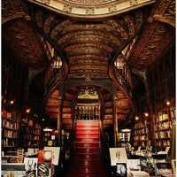 Photo taken at Livraria Lello by Nevermore on 2/25/2013