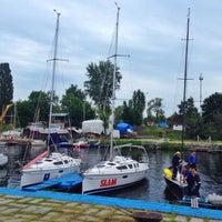 Photo taken at Яхт-клуб Энергетик by Nevermore on 5/30/2015