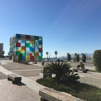 รูปภาพถ่ายที่ Centre Pompidou Málaga โดย Pec A. เมื่อ 1/22/2018