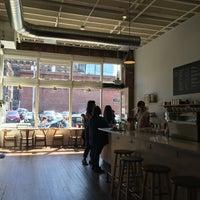 Photo taken at Elm Coffee Roasters by Pec A. on 5/4/2017