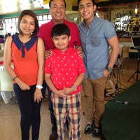 Photo taken at JMs Garden Grill And Restaurant by Feyan N. on 2/14/2014