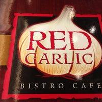 Photo taken at RED Garlic by Feyan N. on 8/10/2013