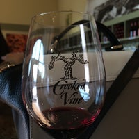 Photo taken at Crooked Vine/Stony Ridge Winery by Annie C. on 1/14/2015
