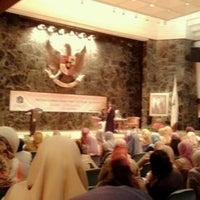 Photo taken at Balai Agung by veni r. on 12/24/2013