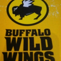 Photo taken at Buffalo Wild Wings by Tracy C. on 4/26/2013