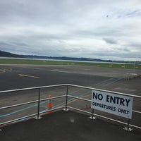 Photo taken at Rotorua International Airport (ROT) by Vraj G. on 9/26/2016