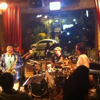 Photo taken at Madeleine Bar by Roberto K. on 7/7/2013