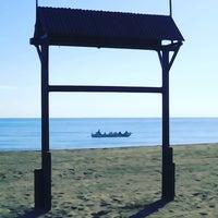 Foto tomada en Playa de la Carihuela por John M. el 12/24/2016