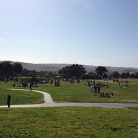 Photo taken at Fort Mason by Karin Z. on 3/16/2013