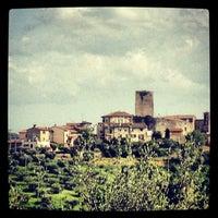 Photo taken at San Savino Di Magione by Marco R. on 7/12/2013