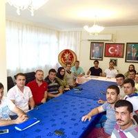 Photo taken at ak parti Kemer ilce teskilati by Serkan on 7/31/2015