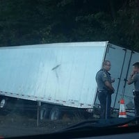 Photo taken at The Mixmaster - I84/Rt8 by Nikki G. on 10/3/2013