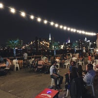 Photo taken at Brooklyn Barge by Zak S. on 8/1/2017