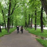 Photo taken at Садовая аллея by Maya Z. on 5/20/2013