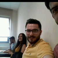 Photo taken at Boğaziçi Üniversitesi Kuzey Kampüs YADYOK Yeni Bina by Mahire K. on 8/3/2016