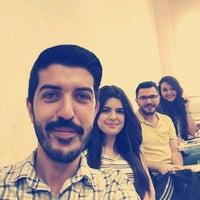 Photo taken at Boğaziçi Üniversitesi Kuzey Kampüs YADYOK Yeni Bina by Mahire K. on 8/16/2016