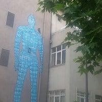Photo taken at Boğaziçi Üniversitesi Kuzey Kampüs YADYOK Yeni Bina by Mahire K. on 6/14/2016